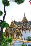 全部宫殿,曼谷,泰国 库存照片