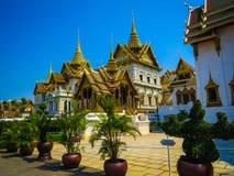 全部宫殿,曼谷 免版税库存图片