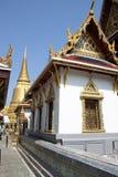 全部宫殿,曼谷 库存照片
