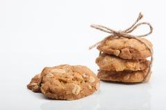 全部曲奇饼的谷物 免版税库存图片