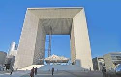 全部曲拱,巴黎 免版税库存图片