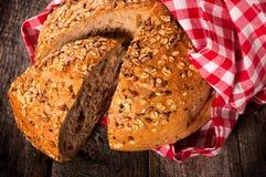 全部的做面包的粮谷 免版税库存图片