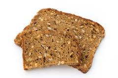 全部的做面包的粮谷 库存图片