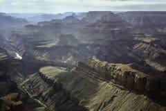 3全部的峡谷 库存照片