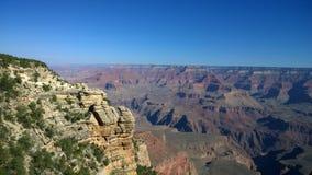 全部的峡谷 库存图片