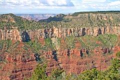 10全部的峡谷 库存图片