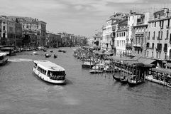 全部的运河 库存图片