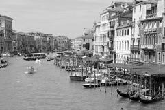 全部的运河 免版税库存照片