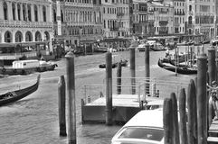 全部的运河 库存照片