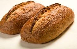 全部谷物的大面包 免版税库存图片