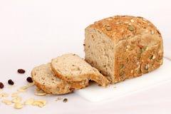 全部面包健康的麦子 免版税库存照片