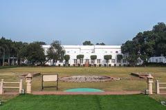 10 1986 2007 2011全部,因为baha德里房子我开始了印第安已知的莲花母亲新的11月人员服务次大陆寺庙崇拜 印度, 2018年1月26日 免版税图库摄影