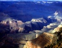 全部1个的峡谷 免版税库存图片