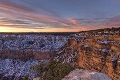 全部9亚利桑那的峡谷 免版税库存照片