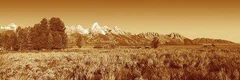 全部Teton国家公园, WY 库存照片