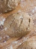 全麦面包 免版税库存照片