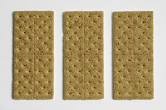 全麦饼干 免版税库存图片