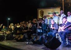 公众教育中心古典音乐唱诗班 库存照片