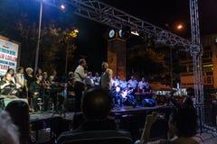 公众教育中心古典音乐唱诗班 图库摄影