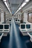 公共交通工具-火车和缆绳车的里约热内卢 免版税库存照片