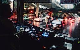 公共交通工具 免版税库存图片