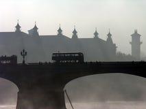 公共汽车伦敦 免版税图库摄影