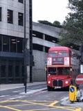公共汽车伦敦 图库摄影