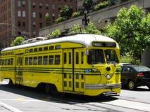 公共汽车公共 免版税图库摄影