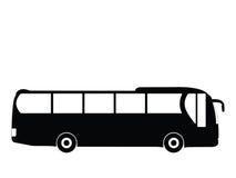 公共汽车向量 免版税库存图片
