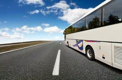 公共汽车旅行 库存图片