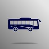 公共汽车象 免版税库存照片