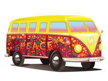 公共汽车 向量例证