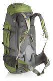 65公升背包,被隔绝 免版税图库摄影