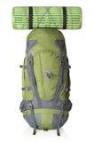 65公升背包,被隔绝 免版税库存照片
