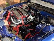 2公升MG引擎 免版税图库摄影