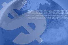 公司世界 免版税图库摄影