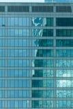 公司业务的摩天大楼、标志和财务 库存照片