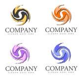 公司商标 库存照片