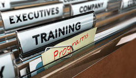 公司或职工培训 免版税库存图片