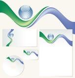 公司设计 免版税库存图片