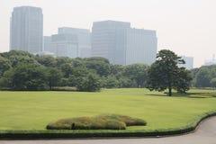 公园东京 免版税库存图片