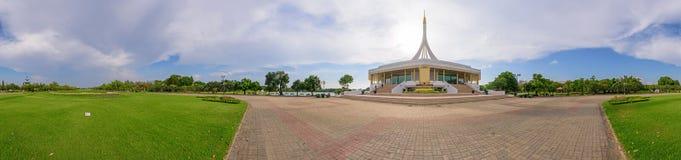 公园全景  图库摄影