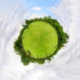 360公园全景  库存照片