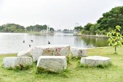 公园公共 库存图片