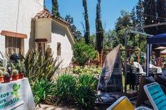 公园和庭院博览会在阿根廷 免版税库存照片