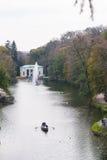 公园在乌克兰 库存图片