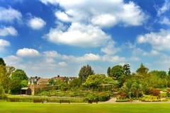 公园在伦敦 库存照片