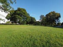 公园在克利夫顿在布里斯托尔 库存照片