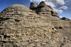 公园地方上的石文字 库存图片
