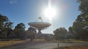 公园望远镜 免版税库存图片